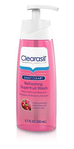 Daily Clear® Refreshing Superfruit Wash