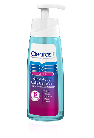 Ultra Rapid Action Daily Gel Wash