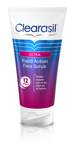 Ultra Rapid Action Face Scrub