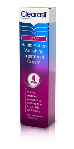 Ultra Rapid Action Vanishing Treatment Cream