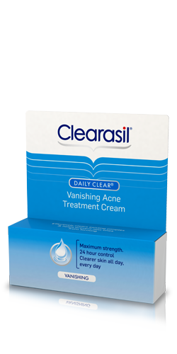 Daily Clear® Vanishing Acne Treatment Cream